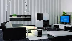 Modern Living Room Black And White Modern Black And White Living Room Ideas Home Design Ideas