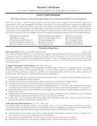 Sample Logistics Management Resume Logistics Analyst Resume Sample ...
