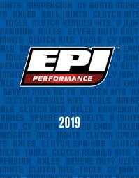Yamaha Snowmobile Clutch Spring Chart Epi Catalog 2019 By Epi Performance Issuu