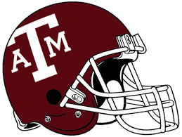 Texas A M University 4 X 6 Logo Mat