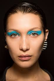 image result for fall 2016 blue eyeshadow