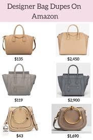Best Designer Handbags The Best Designer Bag Dupes On Amazon By Blogger Jessica
