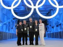 2010 Vancouver Olympics - Stephanie Graham