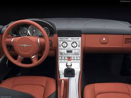 chrysler crossfire custom interior. chrysler crossfire 2004 interior custom 2