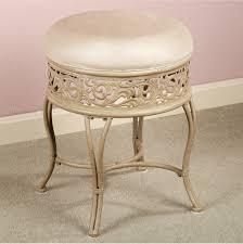 vanity stools and chairs  creative vanity decoration