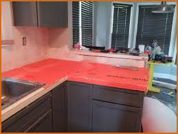 shocking cute red laminate countertops retro kitchen home ideas pertaining to countertop remodel 43