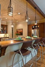 Hanging Kitchen Lights Kitchen Pendant Lights Countertop With Light Granite View In