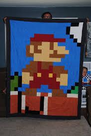 latent chestnut: Super Mario Quilt & Super Mario Quilt Adamdwight.com