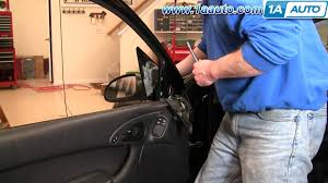 how to install repair replace fix broken side rear view mirror how to install repair replace fix broken side rear view mirror ford focus 00 04 1aauto com