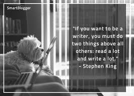 Stephen King Quotes On Love Best Stephen King's 48 Tips For Becoming A Frighteningly Good Writer