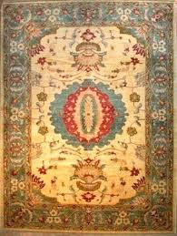 P Peshawar Rugs Neutral Color Made In