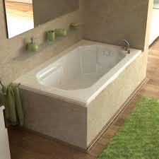 home ideas lifetime kohler archer bathtub kohler 5 ft acrylic right hand drain rectangular farmhouse