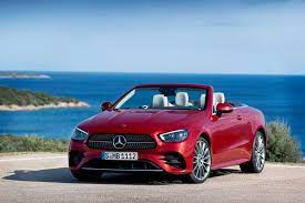 The amg e 53 is available as a sedan, coupe or convertible. 2021 Mercedes Benz E Class Coupe And Cabriolet Receive Styling And Engine Updates Forbes Wheels