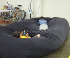 Bean Bag Sofa / Bed: 8 Steps (with Pictures)