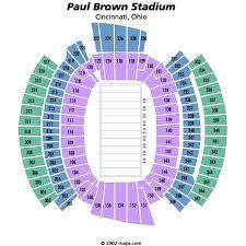 Ralph Wilson Stadium Seating Chart View Cincinnati Bengals Nfl Football Tickets For Sale Nfl