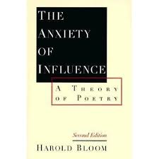 the anxiety of influence a theory of