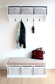 mountable coat rack brilliant entryway storage design with wall mounted  racks and nice looking hall bench
