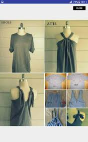 diy refashion old clothes screenshot 18