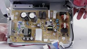 dlp tv repair no picture no power replacing power supply in dlp tv repair no picture no power replacing power supply in mitsubishi samsung toshiba