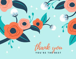 Thank You Cards Design Your Own Customize 3 560 Thank You Card Templates Online Canva