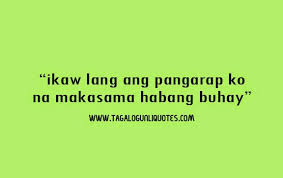Sweet Tagalog Love Quotes | Love Quotes Tagalog via Relatably.com