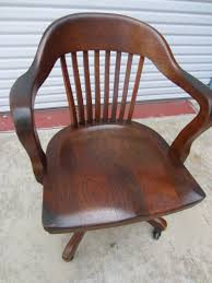 antique swivel office chair. Antique Desk Chair Wooden Swivel Photo Gallery Office