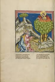 Moses And The Burning Bush Getty Museum