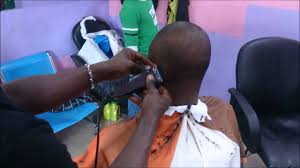 Barb Hair Style how to barb a black nigerian man a cool low cut hair stylein less 4445 by wearticles.com
