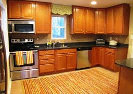 image of large kitchen rugs