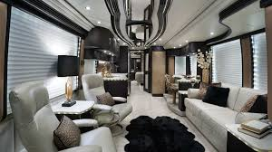 The World's Most Luxurious RV Interiors