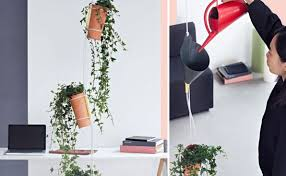 plants for office space. exellent office innovative office planter that can irrigate plants in one go as well  uplift mood and air quality within the space ecomission accomplished throughout plants for office space