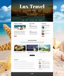 Travel Agency Responsive Joomla Template 47239