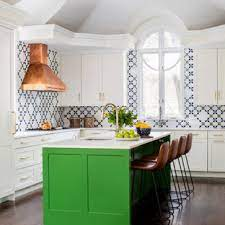 75 Beautiful Kitchen With Shaker Cabinets Pictures Ideas April 2021 Houzz