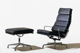 eames soft pad lounge chair. Eames Soft Pad Lounge Chair. Recline In Style. Soft. Chair