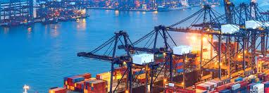 Terminal de contenedores en el puerto de Santos - Brasil - Scame Global