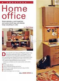 office furniture plans. Home Office Furniture Plans