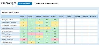 Define Rotating Schedule Polar Explorer
