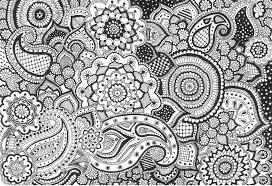 Henna Pattern Mesmerizing Doodle Henna Pattern By Rashmi's Art Shop Redbubble