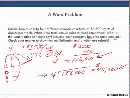 math for business and applications chapter dissect and solve  math for business and applications chapter 1 dissect and solve word problems