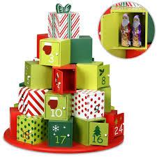 Details Zu Xl Adventskalender Zum Befüllen X Mas Diy Kalender Holz Weihnachtsdeko Kinder