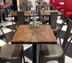 rustic restaurant table tops uk reclaimed wood table tops restaurant custom made x on natural wood