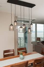 kitchen lighting fixtures. Mason Jar Light Fixture/ Jill Cordner Interior Design Kitchen Lighting Fixtures