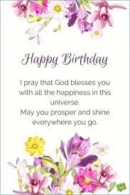 Birthday Blessing Quotes Custom Birthday Blessing Wishes Quotes Mastakillanet