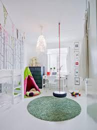 Kids Room: Awesome Kids Swing In The Bedroom - Swing Ideas