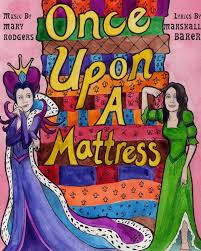 once upon a mattress broadway poster. Once Upon A Mattress Playbill By ~squonkhunter Broadway Poster