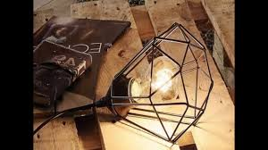 lighting for homes. Eglo Tarbes Industrial Cage Lighting For Homes! | Ideas4lighting Homes