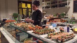Buffet Italiano Roma : Roma il nuovo ristorante settemari a prati convince con sushi