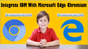The microsoft browser with updated features. How To Integrate Idm With Microsoft Edge Chromium In Windows 10 Soft Suggester