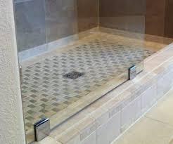 medium size of garage shower pan tile shower pan tile shower pan installation in tile