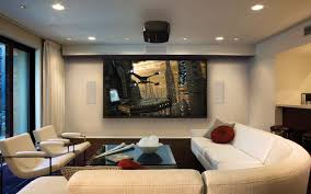 home lighting decor. Living Room Small Home Theater Ideas Brown Wood Book Shelves For Stylish Ceiling Lighting Decor Glass S